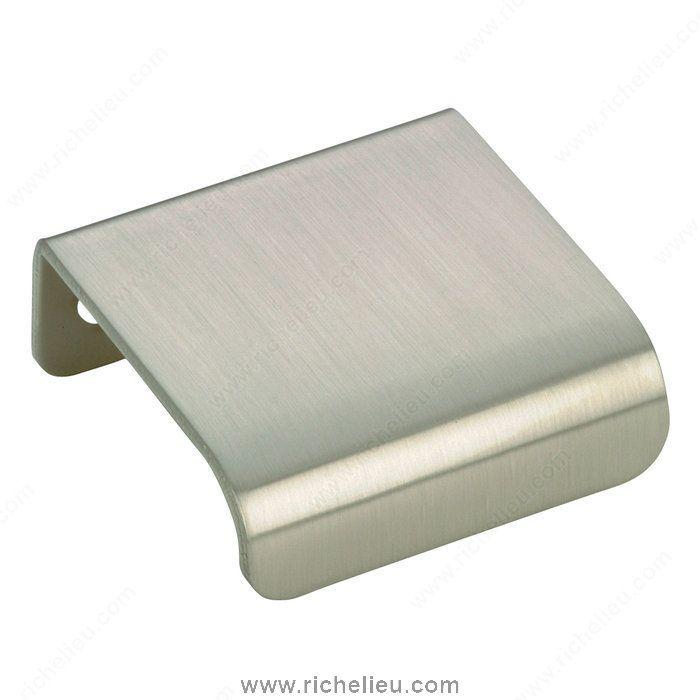Contemporary Metal Edge Pull - 3966 - BP39660195 - Richelieu ...