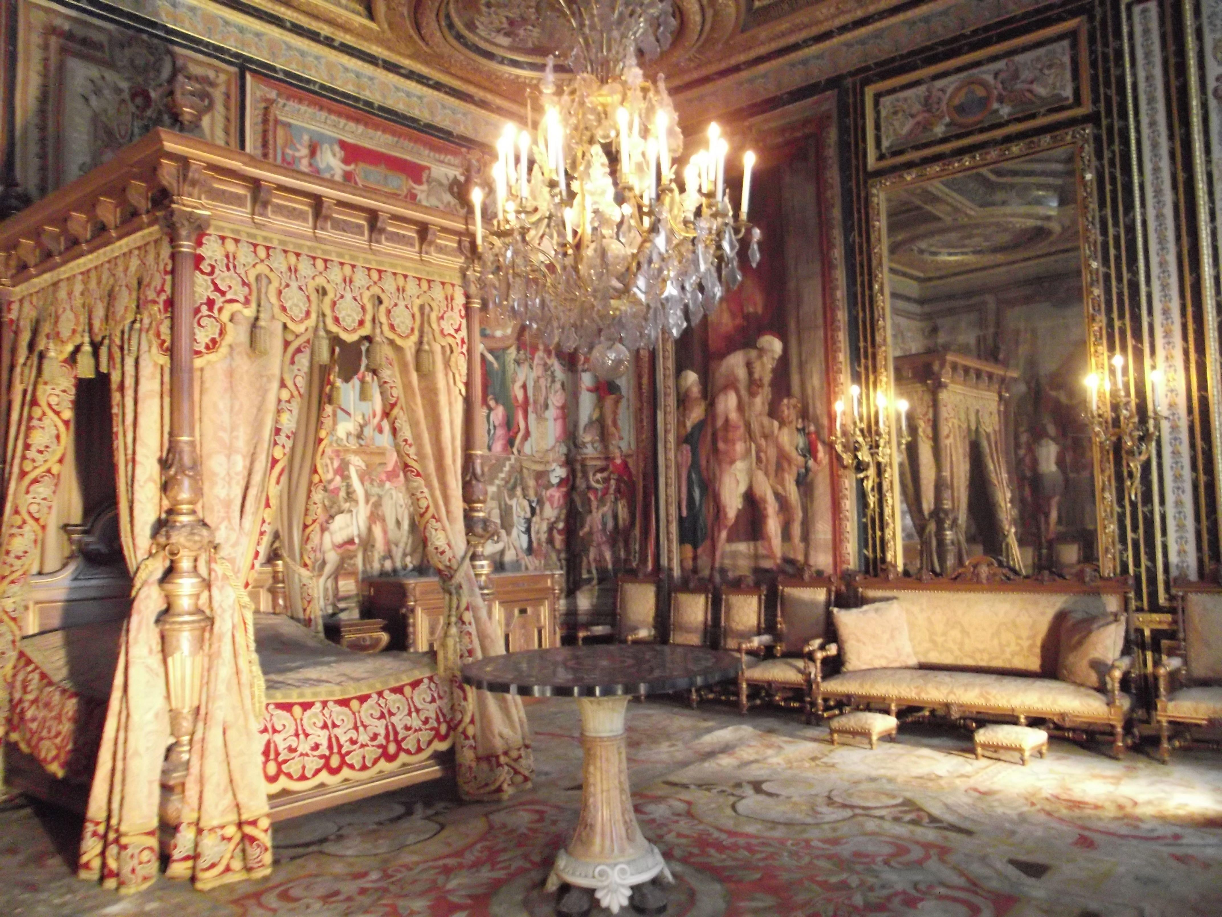 French Castle Old World Design oldworlddecor castles frenchdecor