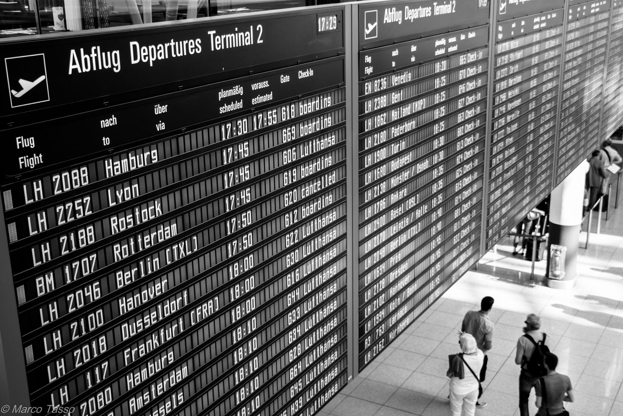 Munich Airport By Marco Tasso 500px Munich