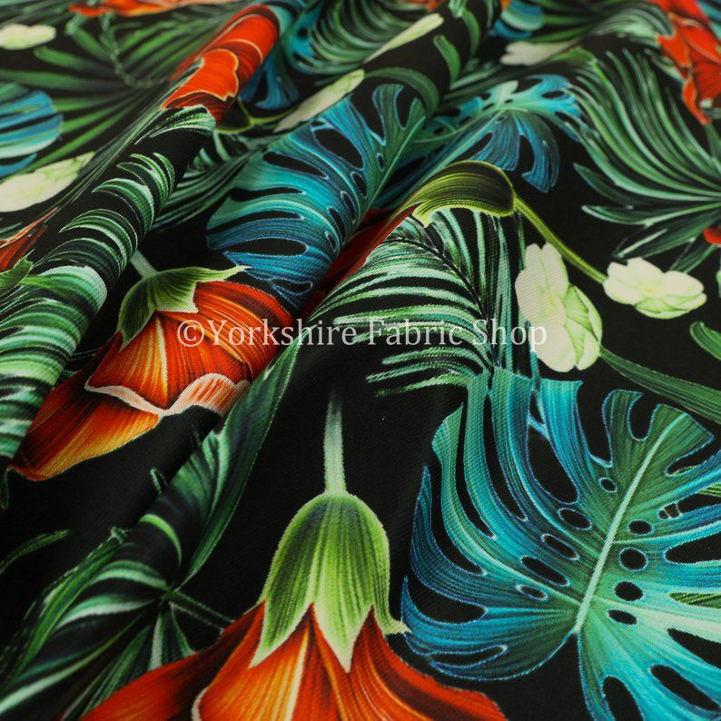 New Soft Quality Printed Velvet Purple Leaf Pattern Furnishing Upholstery Fabric