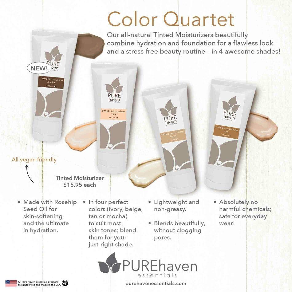 Nontoxic Tinted Moisturizer Go To Purehavenessentials Com Price