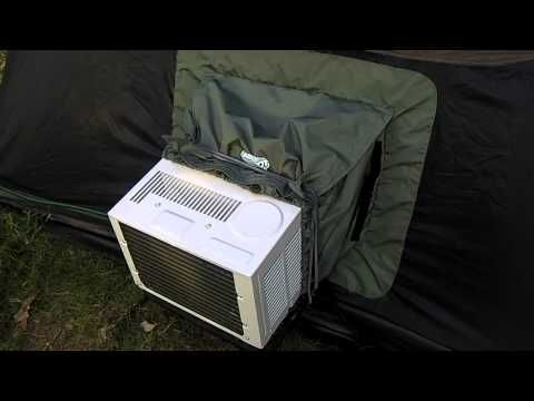 Coleman Instant Tent 6 W Ac Tent Air Conditioner Tent