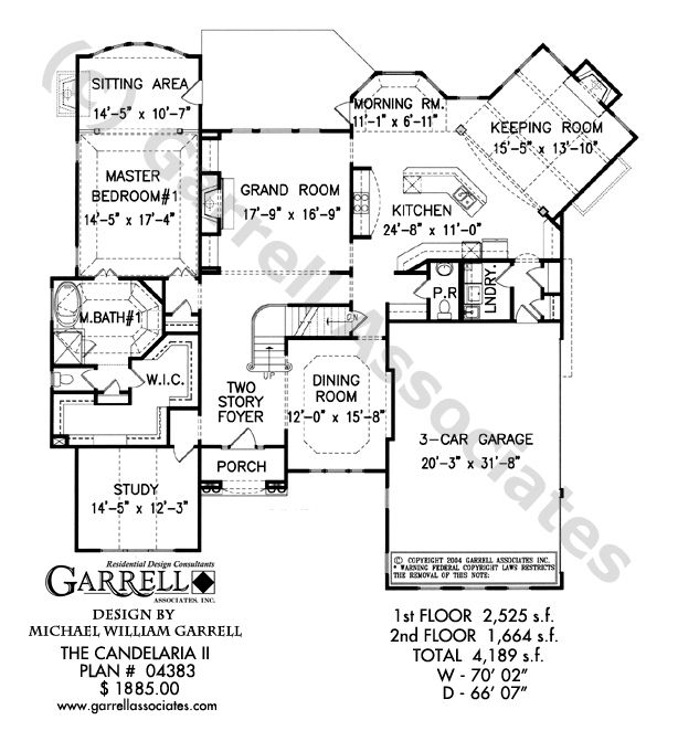 Image result for center kitchen house plans | architecture ...