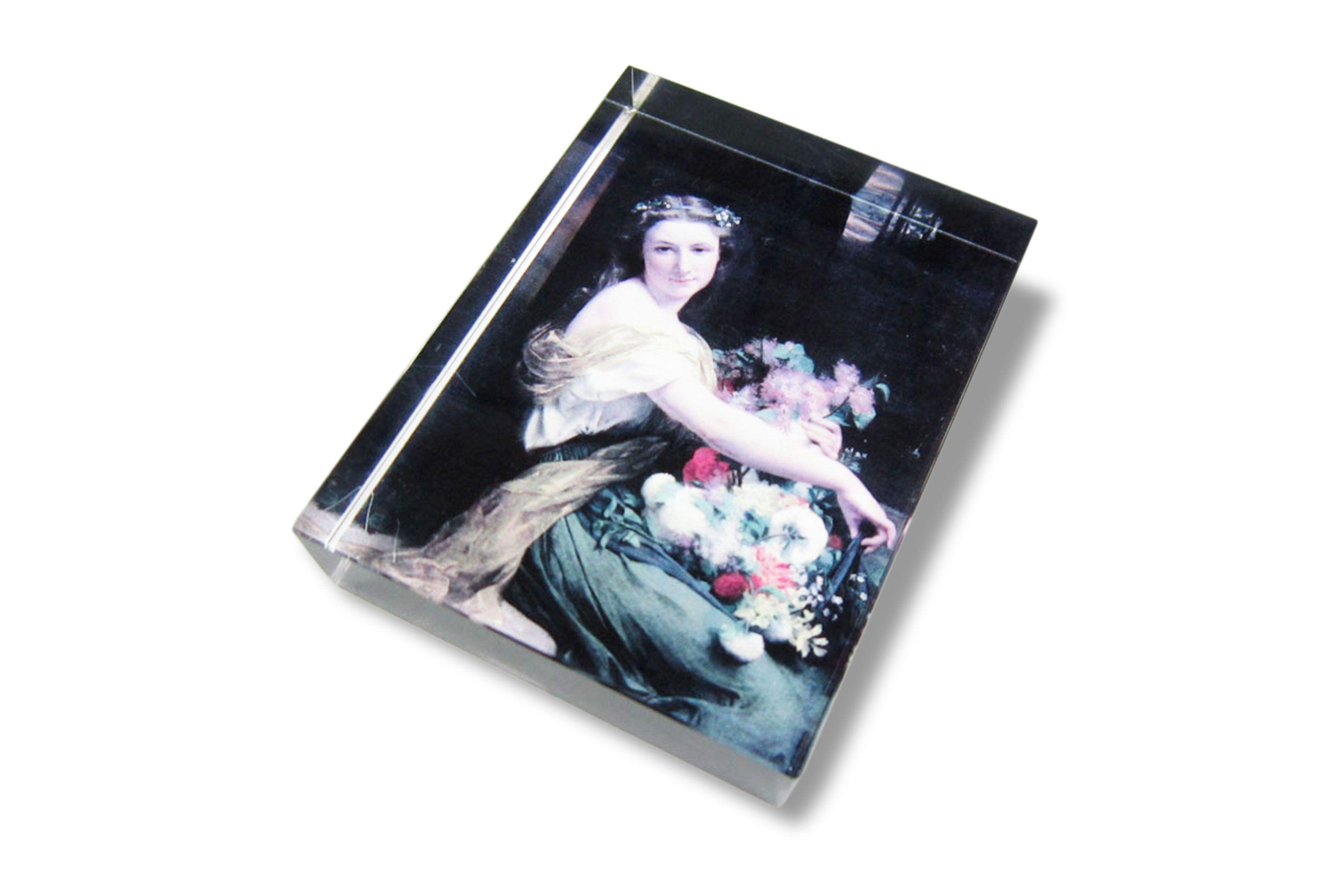 Artwork print on crystal frame artwork prints canvas