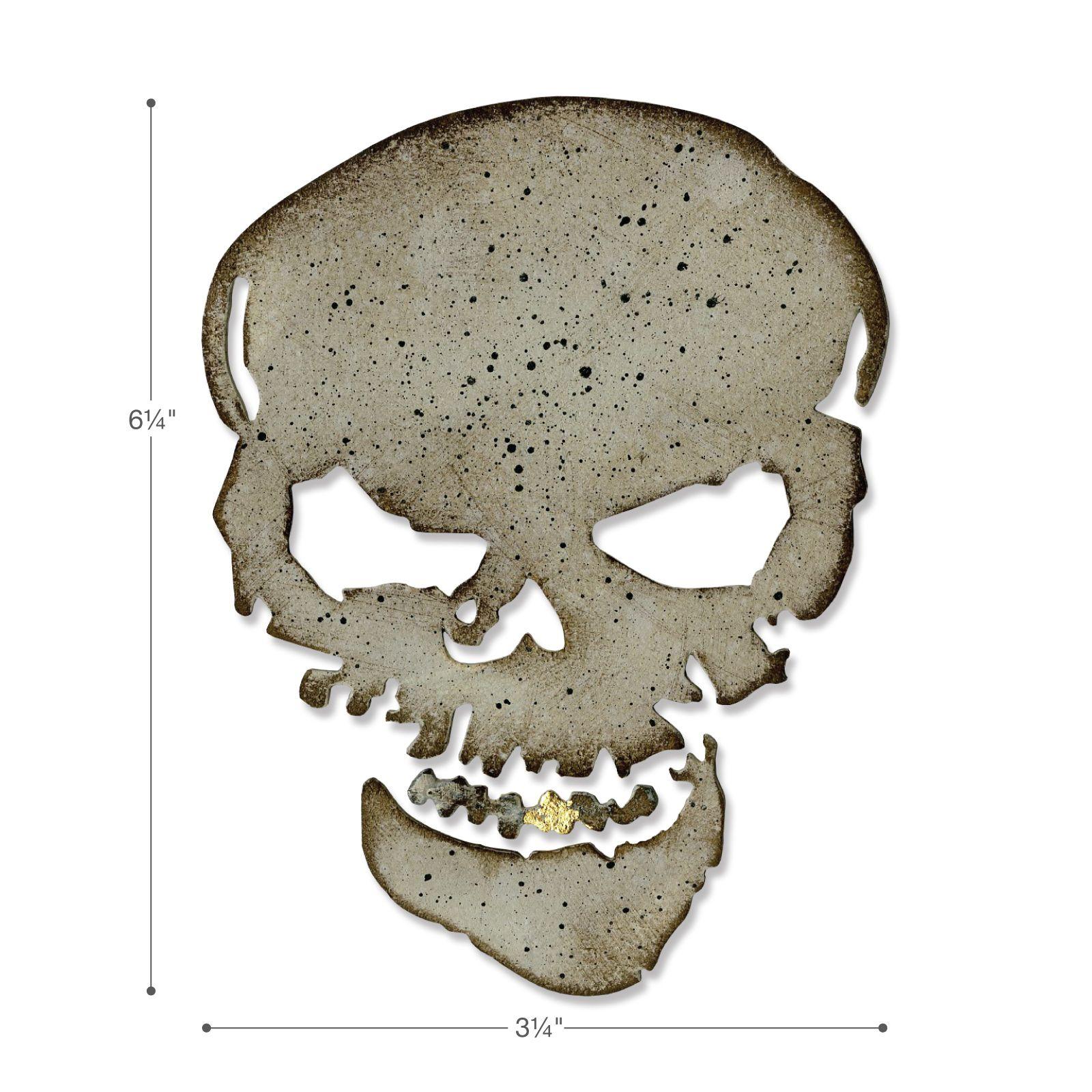 "NEW Tim Holtz Alterations /""BAT CRAZY/"" Halloween Sizzix Thinlits Dies 2019"