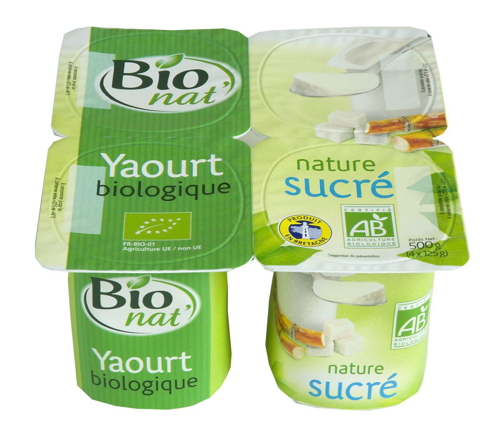 yaourt bio