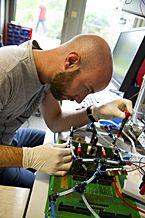 IBM scientist Matteo Cossale