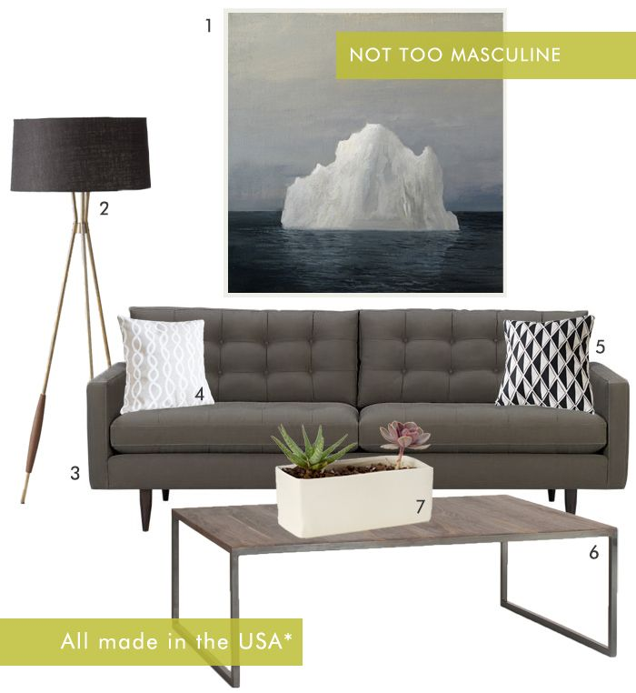 Living Room Decor On A Budget