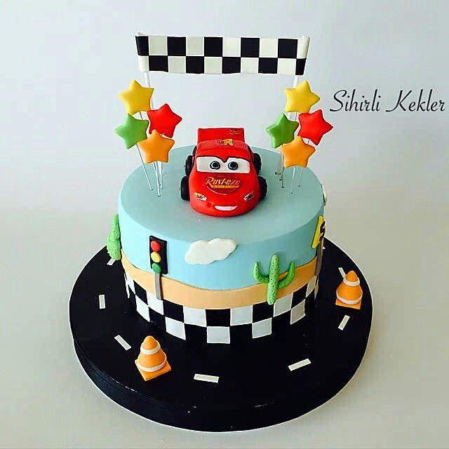 Pin On Cars Cake