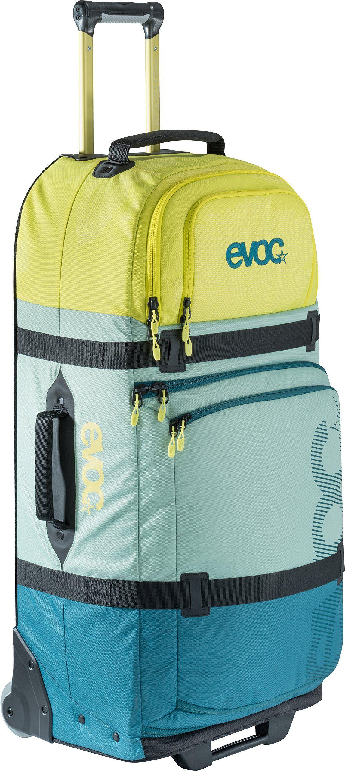 f93ad7f0853 Evoc World Traveller Suitcase - 7628cu in Multicolor