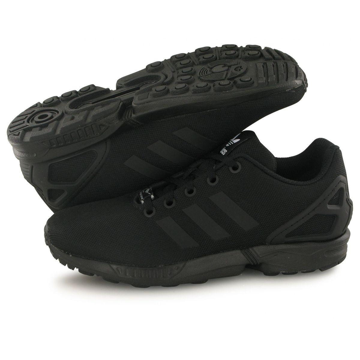 best authentic official shop quality design Baskets Adidas Zx Flux Noir Enfant - Taille : 37;40;36;39;38 ...