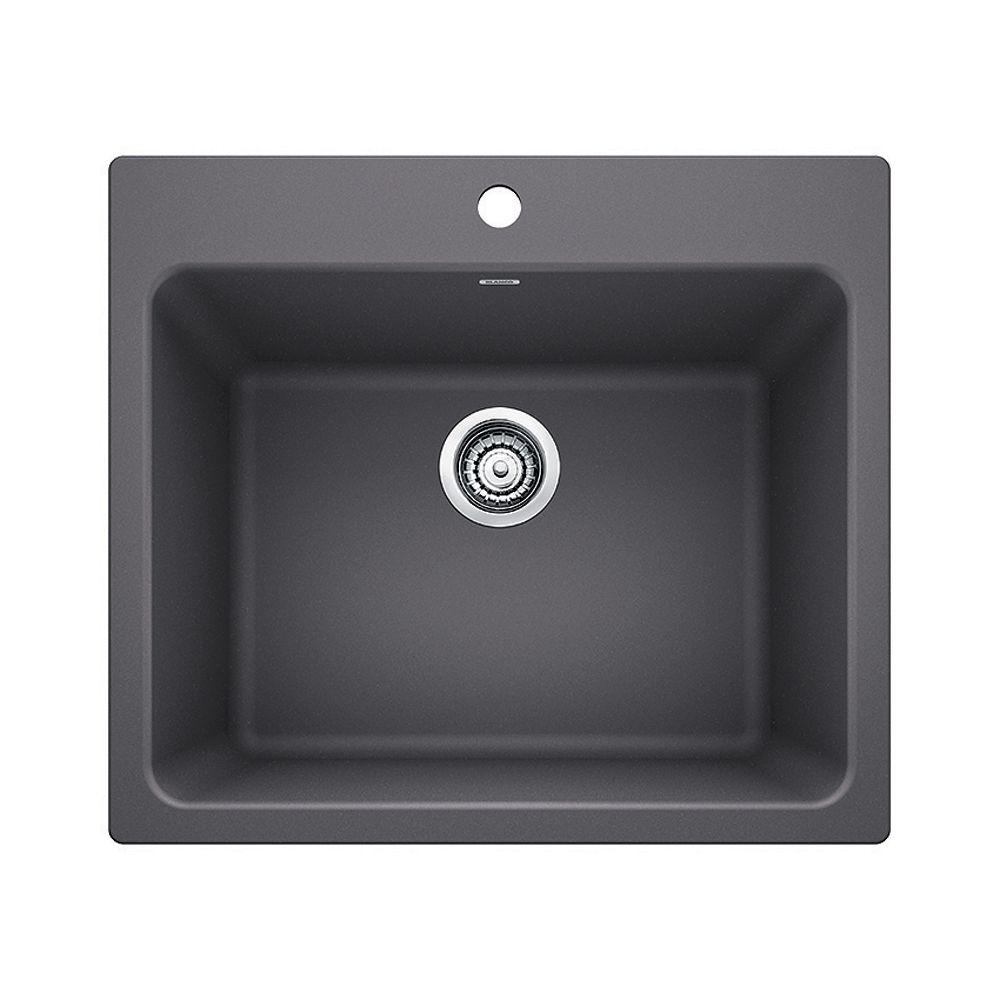 Blanco Liven Laundry Sink Cinder Sink Silgranit Sink Tub Faucet