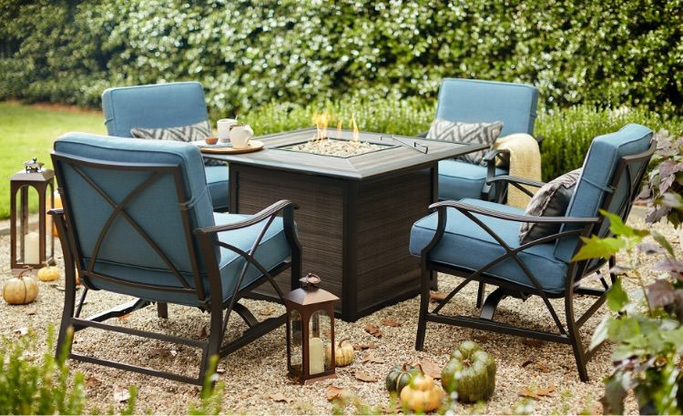 Acclimatize The Beauty Of Nature With Garden Or Patio Furniture