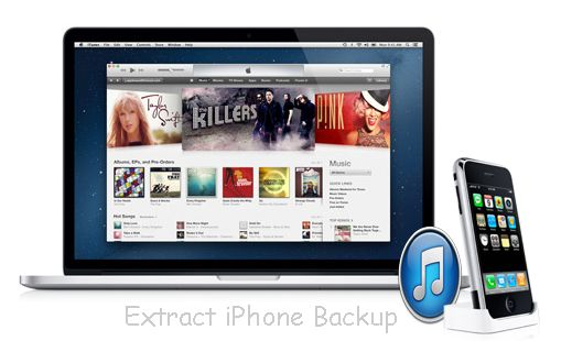 When you sync iTunes with your iPhone, it will separately generate backup files that contain all your iPhone data such as contacts, SMS, photos, videos, notes and many more.