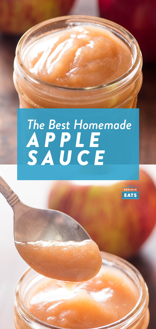 How to Take Applesauce to the Next Level Apple sauce