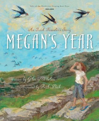 Ten-year-old Megan Brady tells of her family's lifestyle, spending summers traveling in a caravan through the Irish countryside getting work where they can, and winters in Dublin so the children can attend school.