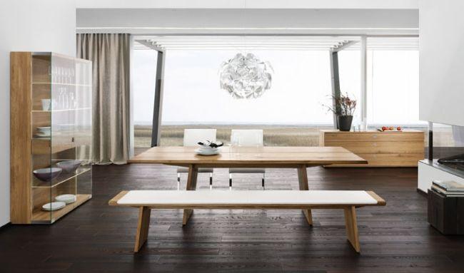 Wunderbar Esszimmer Mit Bank Einrichten Und Mehr Sitzplätze Am Tisch Schaffen,  Esszimmer
