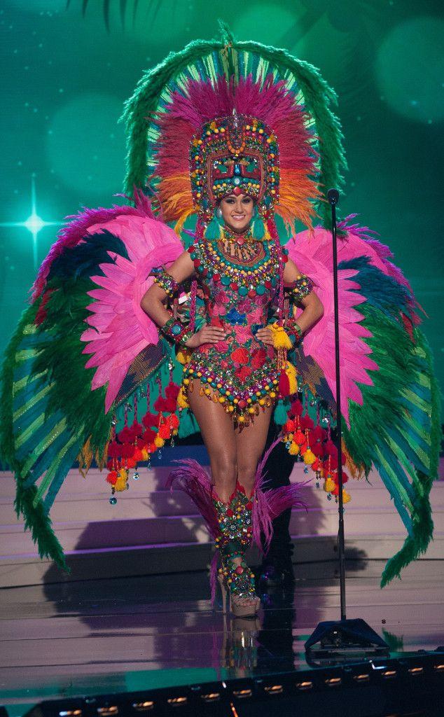 Miss 2019 National From Universe 2014 Show En Costume Guatemala GpjMLzUqSV