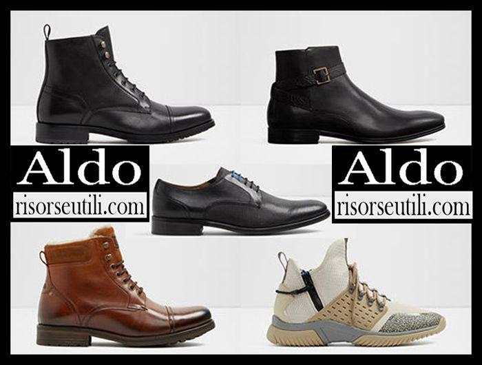 botas aldo nero para hombre