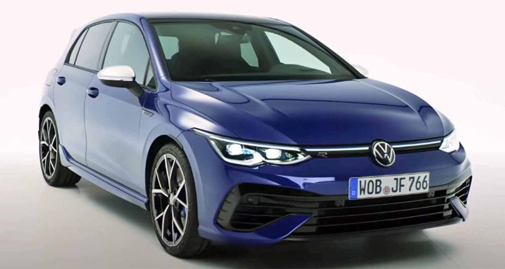 فولكس واغن غولف آر 2021 الجديدة بالكامل الطراز الأكثر قوة من الهاتشباك العريقة موقع ويلز Volkswagen Golf R Volkswagen Suv Car