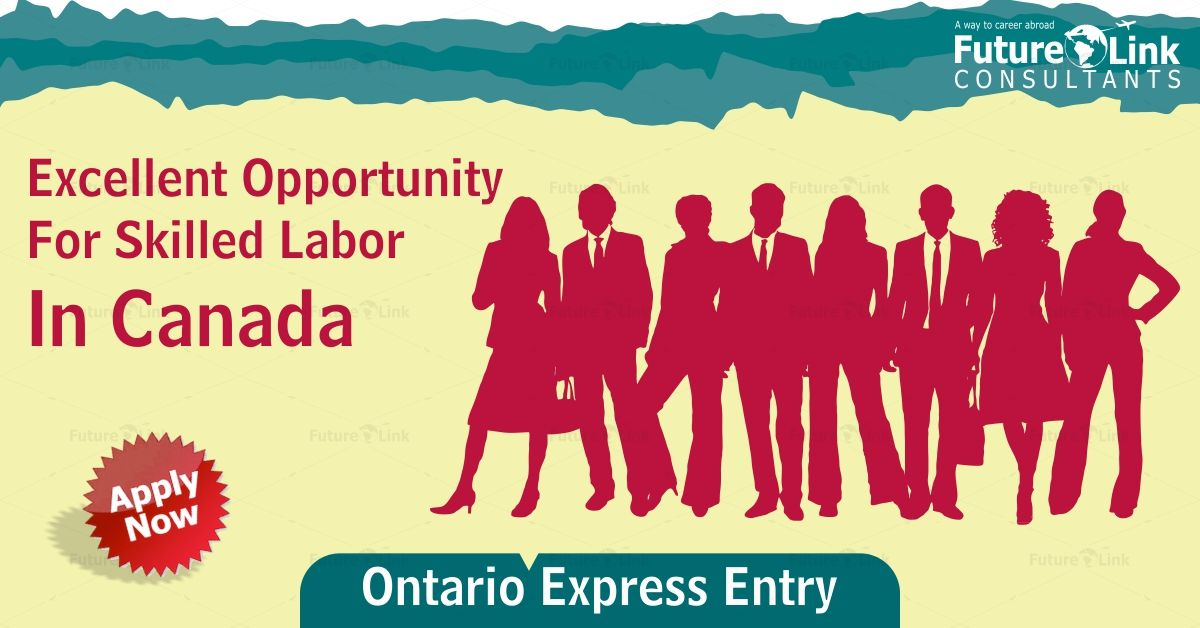 Pin by Future Link Consultants on Canada Express Entry