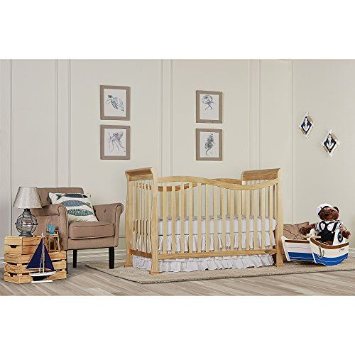 Dream On Me Violet 7 in 1 Convertible Life Style Crib ...