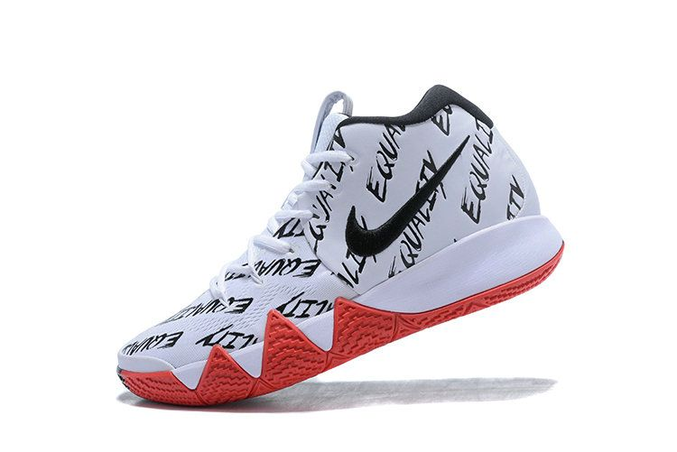 new style 4bba6 0b7e7 Nike Kyrie 4 Young Big Boys BHM Multi Color Multi Color Youth Big Boys Basketball  Shoes AQ9231 900