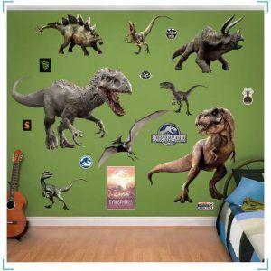 Vinil  Jurassic World
