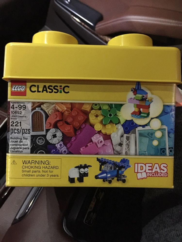 LEGO Bau- & Konstruktionsspielzeug LEGO Classic Creative