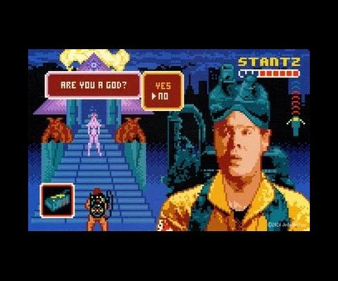 ghostbuster the game