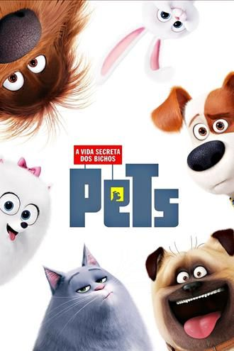 Pets A Vida Secreta Dos Bichos Artwork Vida Secreta Filme