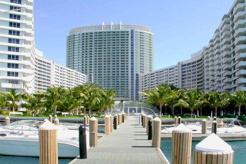 Flamingo South Beach North And South Towers Miami Beach Fl Photos Arquitetura