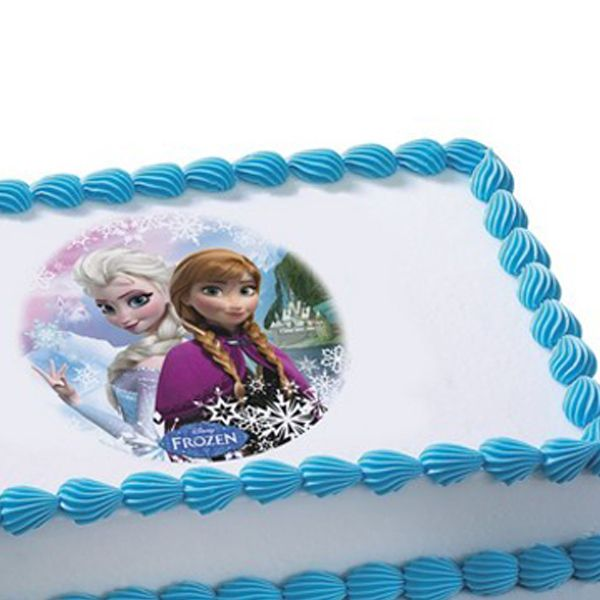disneys frozen themed sheet cake cake decorations dash edible cake