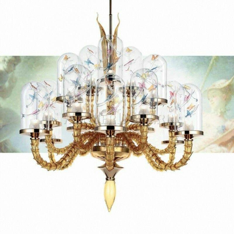 Jardin de verre, La Murrina | Light | Pinterest | Lights