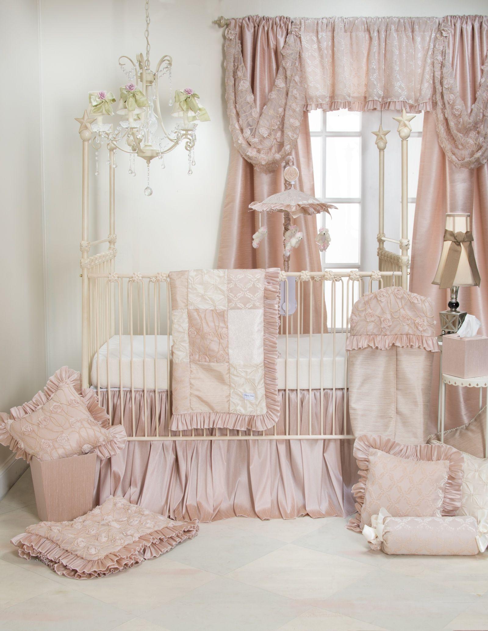 Paris Crib Bedding Set By Glenna Jean Is The BEST
