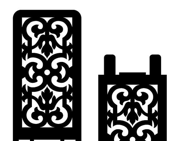 Laser Cutting Template Plans