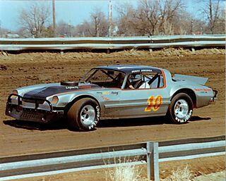 74 Camaro Hobby Class My Love Of Dirt Racing