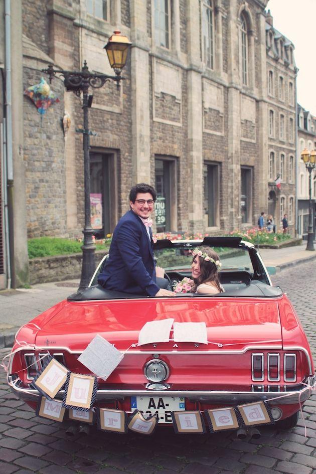 Fun French Wedding | Pauline Franque Photographe | Bridal Musings Wedding Blog 7