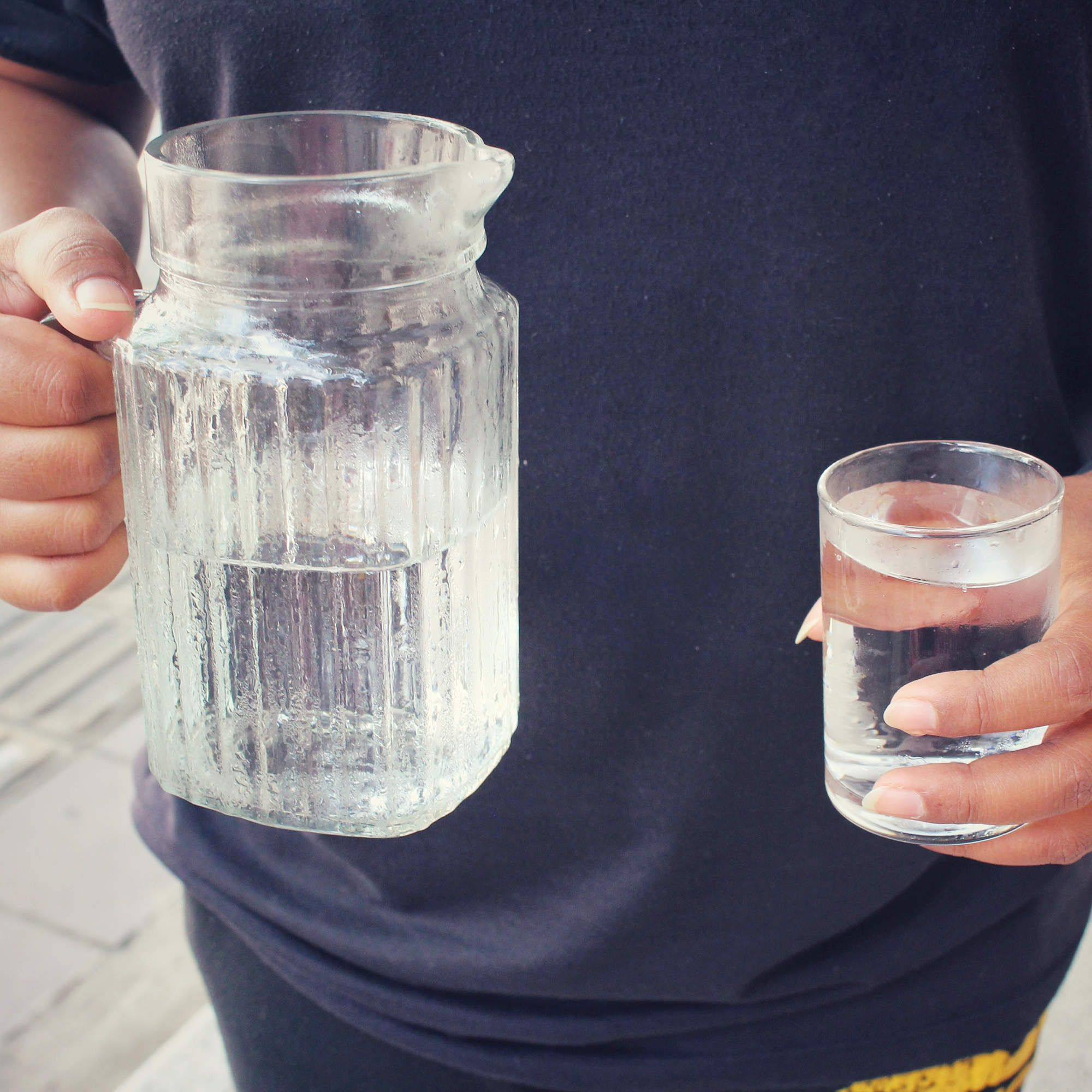 How To Tell If You Re Not Drinking Enough Water