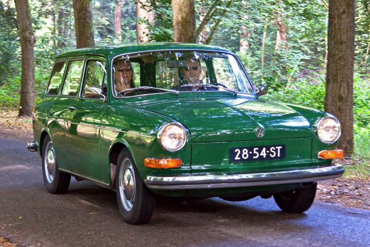 1972 VW Type 3 Variant 1600L 1584cc rearmounted four