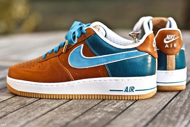on sale fab21 69cab Nike Air Force 1 Bespoke Sneakers - AF1 s can sometimes look amazing, these  are a