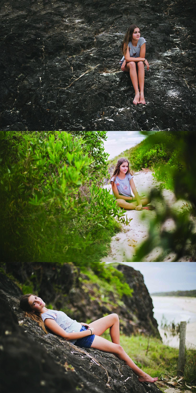Senior girl poses, Senior girl photography, Outdoor photoshoot ideas. Beach photoshoot ideas. Emma Webb Photography.