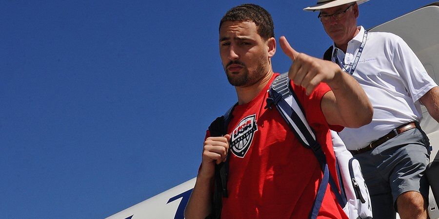 Pin by becca on sports klay thompson team usa athlete