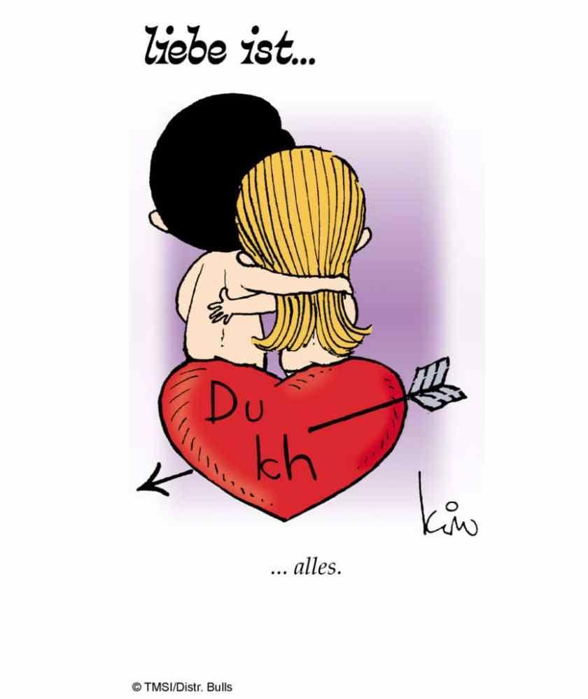 """""""Liebe ist…"""" ab jetzt bei BILD.de"""