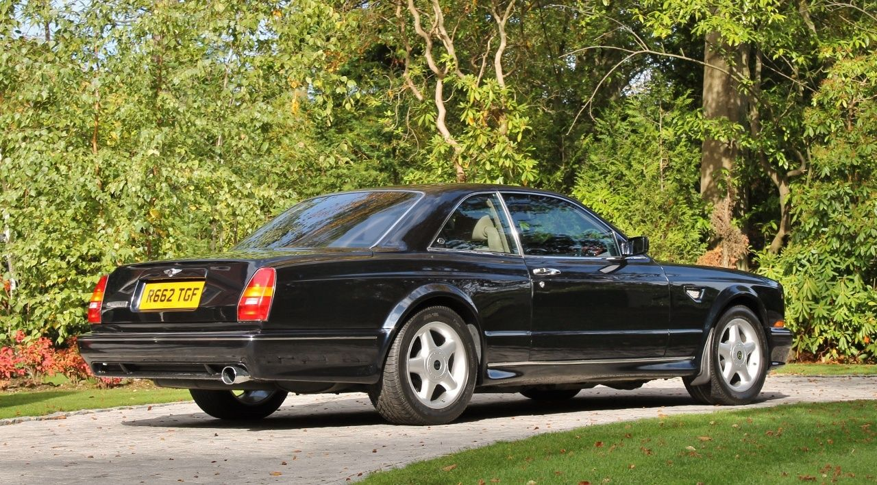1998 Bentley Continental T Classic Driver Market With Images