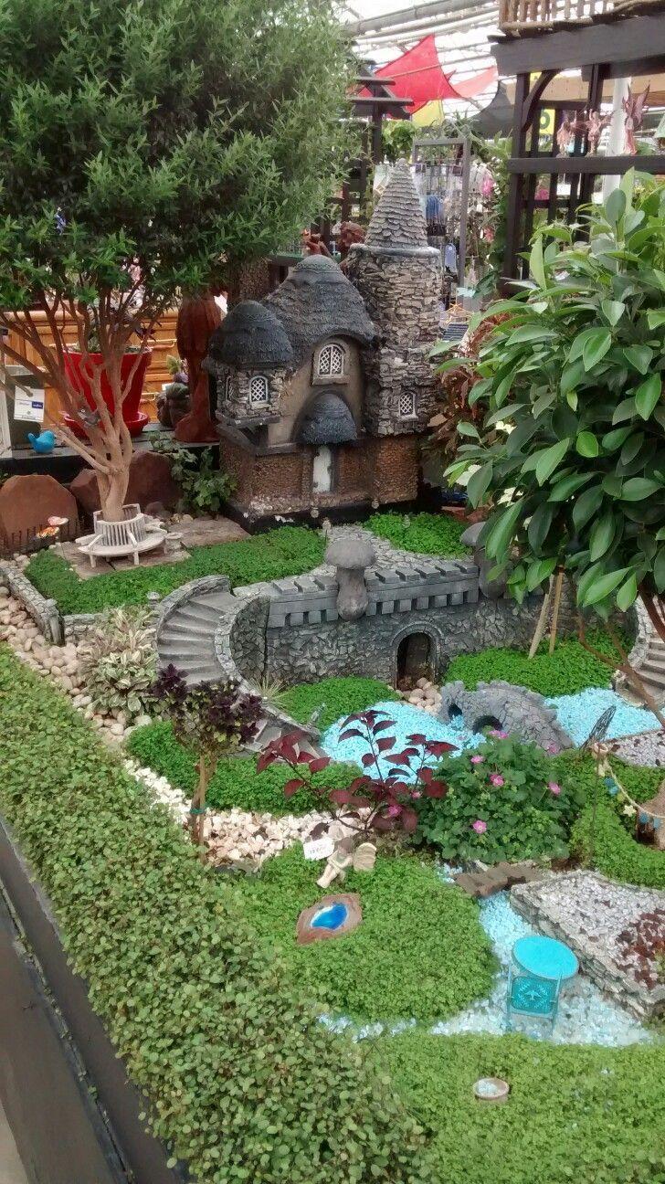 Grandma's Enchanted Fairy Garden: Fairy Garden Class ...  |Fairy Garden Ideas Ireland