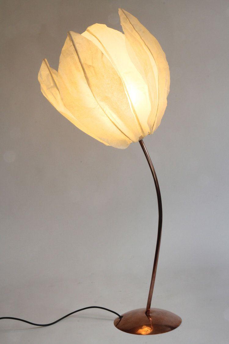 Kozo Magnolia Light Em 2020 Com Imagens Luminarias Artesanais Manualidades Artesanal