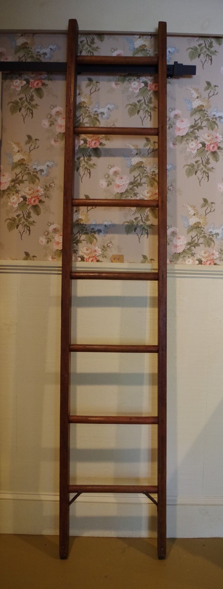 DIY Blanket Ladder Pottery Barn Knock Off (with video