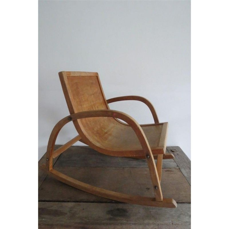 Elegant Vintage Wooden Childs Kids Rocking Chair Bedroom Playroom. Description From  Modetro.com. I