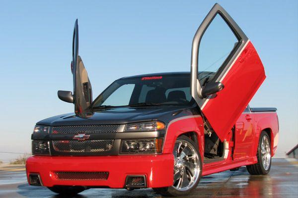 2012 Chevy Colorado <3